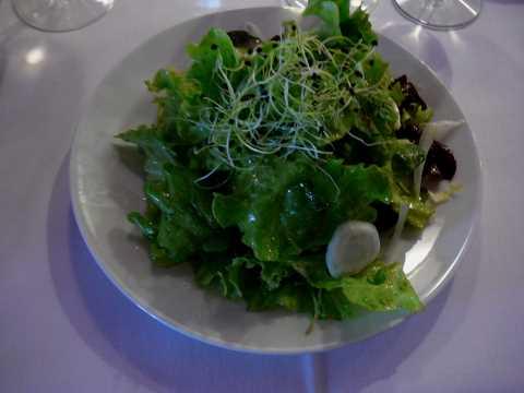 Salade verte