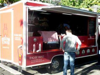Food Truck Gentleman Lobster