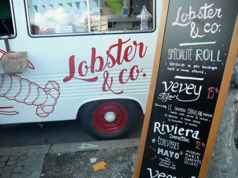 Food Truck Lobster & Co – Genève