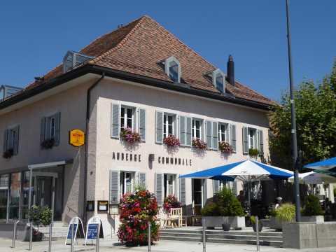Auberge Communale Etoy, Chez Yann
