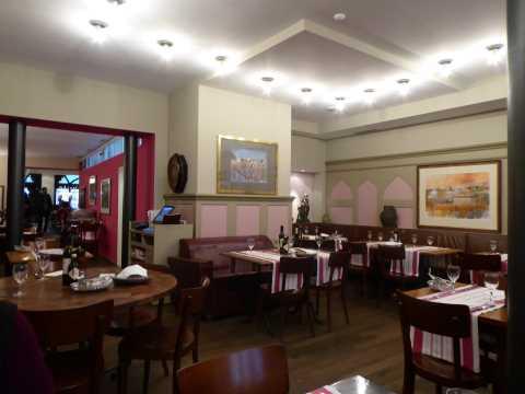 Restaurant Latini – Bâle / Basel