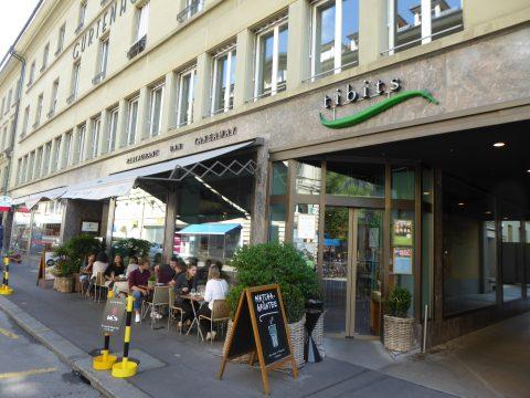 Restaurant Tibits, Berne