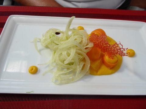 Restaurant le Muzot, Veyras / Sierre