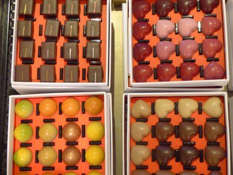 Bar à Chocolat de Favarger à Genève