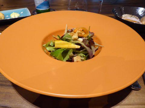 Salade de mesclun