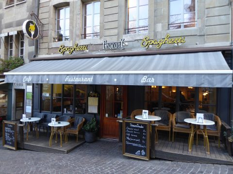 Restaurant Spaghetti Factory, Genève