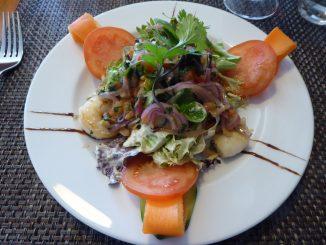 Salade Goa