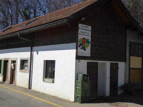 Ferme Primapraz – Mont-Pélerin / Puidoux