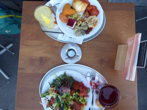 Restaurant Tibits - Lausanne