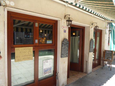 Osteria Al Mariner – Venise, Italie
