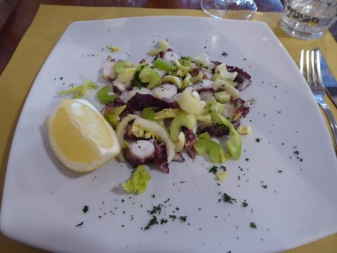 Osteria Al Mariner – Venise