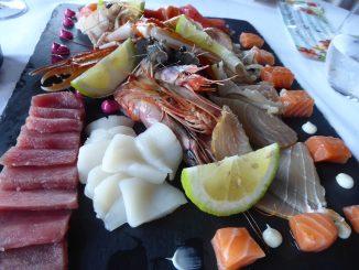 Restaurant Rolle, Viverone, Italie