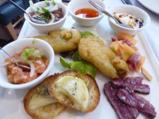 Assiette de tapas (pour 2)