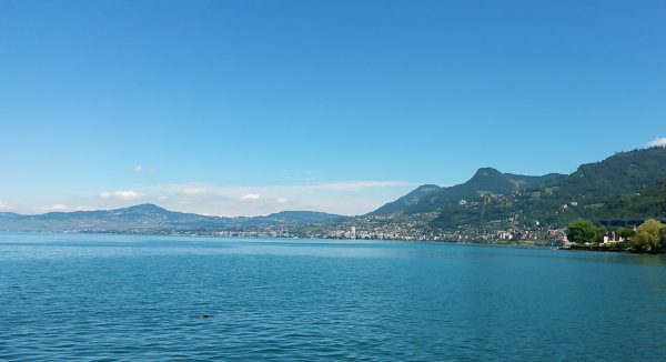 La Route Gourmande, Chailly sur Montreux
