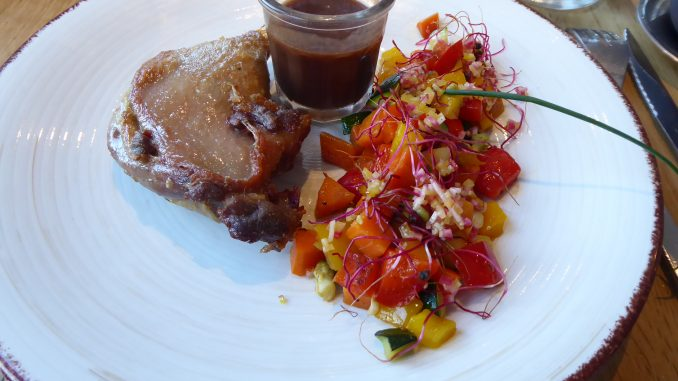 Restaurant La Fabrik – Evian-les-Bains
