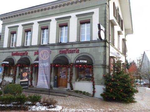 Pâtisserie Ronny, Mezières