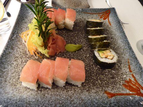 Restaurant Yen's Sushi and Asian Cuisine, Zurich