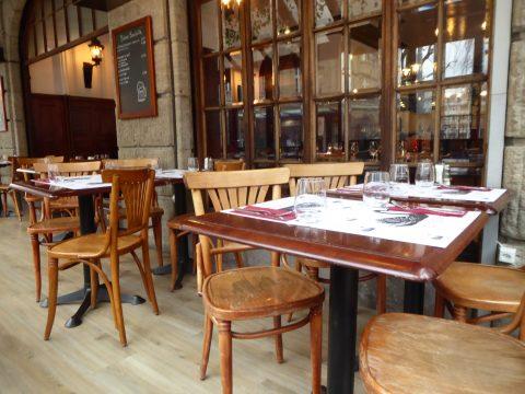 Restaurant le Cygne, Lausanne