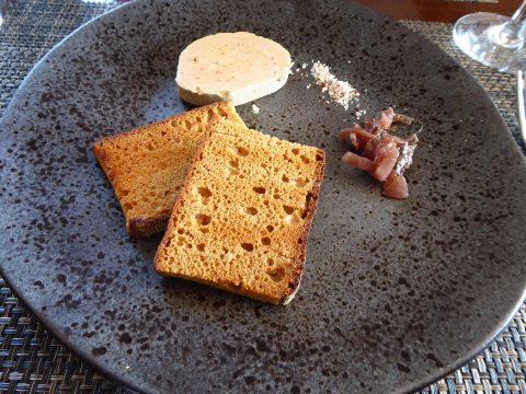 Terrine de foie gras de canard maison