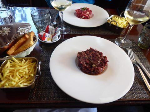 Restaurant la Contrée Muraz Sierre