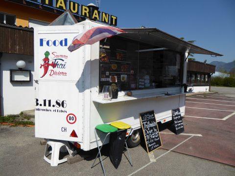 Food Truck Saveurs Thaï Riviera, Rennaz