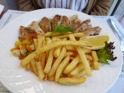 Restaurant Oasis, Villeneuve