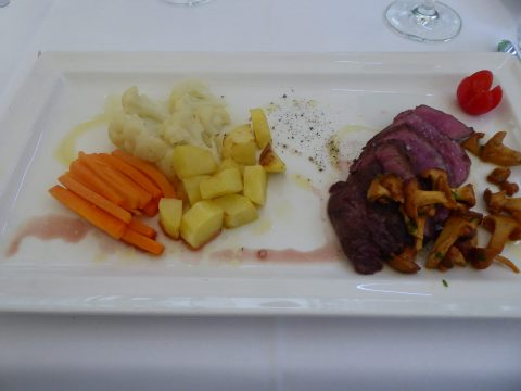 Restaurant Il Cortile, Lucerne