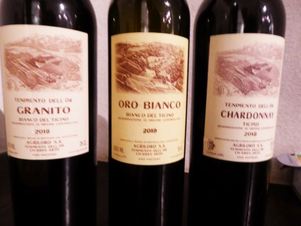 Drink Moi - Taste of Ticino - Vins Agriloro