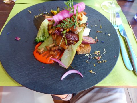 Restaurant Les Collines, La Sage / Evolène