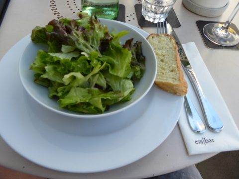 Restaurant Ess Bar, Constance / Konstanz , Allemagne