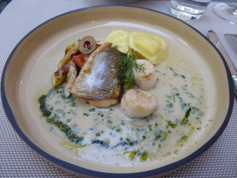 Restaurant Genuss Manufaktur Neubad, St-Gall / St Gallenl