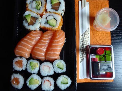 Restaurant Sakura Sushi, Vevey