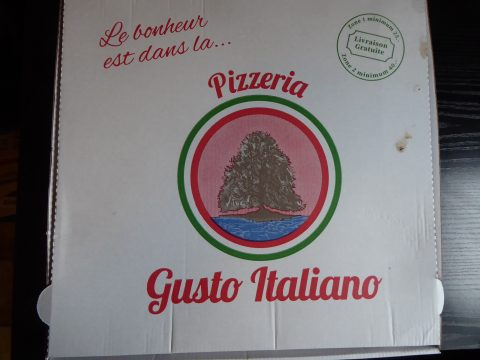 Restaurant Pizzeria Gusto Italiano - Villeneuve