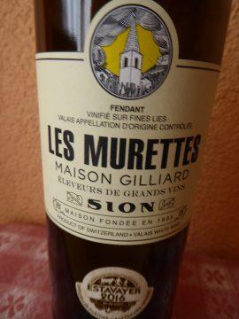 Fendant Les Murettes, Maison Gilliard