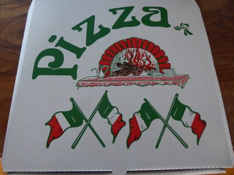Food Truck Basilico Pizzeria Itinérante