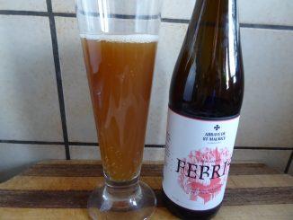 Bière Febris, Brasserie de l'Abbaye de Saint-Maurice