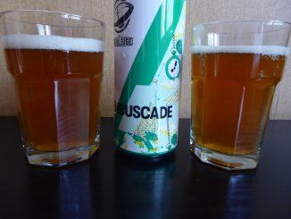 Bière Embuscade IPA, La Nébuleuse