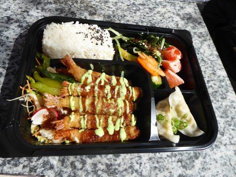 Restaurant Take-Away Momiji, Sierre, Japanese Street Food