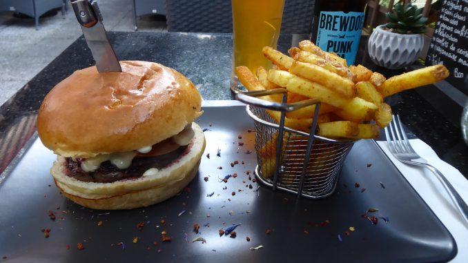 Restaurant Big One Burger, Montreux