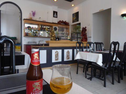 Restaurant Saigon, Lausanne