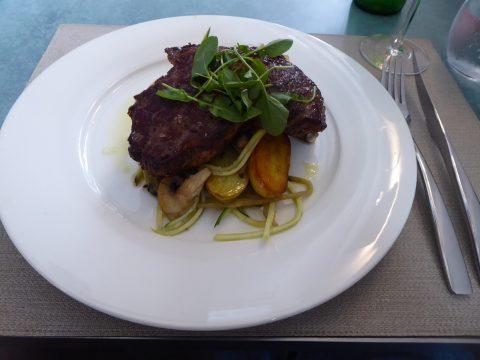 Restaurant The Manhattan, Lausanne