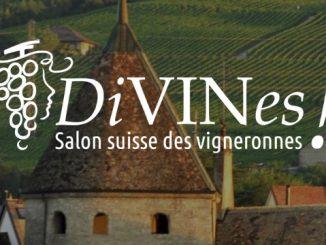 DiVINes ! Salon suisse des vigneronnes