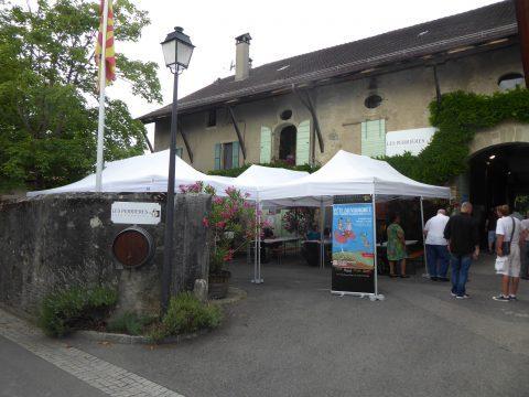 Caves Ouvertes Genève 2021 Estivales Satigny, Peissy, Chouilly