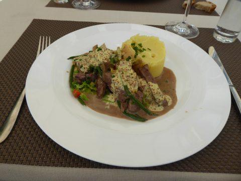 Restaurant Falkenburg, Rapperswil