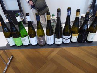 Dégustation de vins autrichiens, Zurich