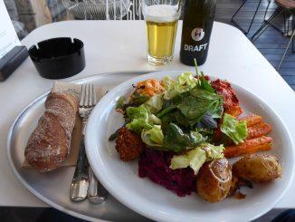 Restaurant Hiltl Dachterrasse - Zurich